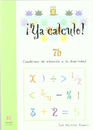 Ya calculo 7b: La división: 13