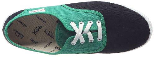 victoria Inglesa Bicolor Unisex-Erwachsene Sneaker Grün - Grün