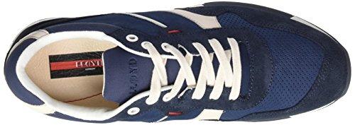 LLOYD Edlow, Baskets Homme, Bleu Bleu Marine