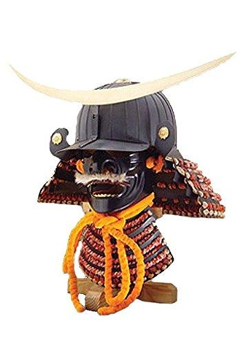 Hanwei AH2088 Kabuto Helm des Date Masamune Helm Samuraihelm LARP Mittelalter (Samurai-masken Japanische)