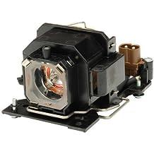 HWO DT00781/CPX1/253LAMP  - Recambio de lámpara de proyector para Hitachi CP-RX70/X1/x2wf/X4/X253/x254 ED-X20EF/X22EF, MP-J1EF