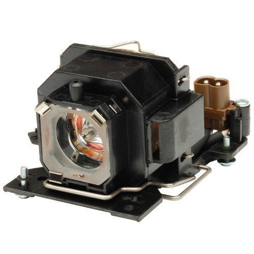 HWO Ersatz-Projektorlampe/DT00781 CPX1/253LAMP für HITACHI CP-RX70/X1/X2WF/X4/X253/X254 , ED-X20EF/MP-J1EF X22EF, (Videos De Ed)