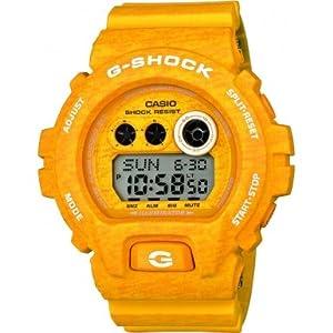CASIO GD-X6900HT-9ER - Reloj con movimiento cuarzo japonés, para hombre, color amarillo de CASIO