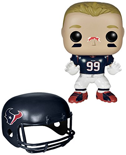 Houston Texans NFL Funko POP Vinyl Figure: JJ Watt - Watt Miniatur