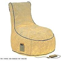 Lazybag Aufblasbare Liege, Tragbarer Stuhl Für Haloween, Chistmas Dekoration  Mit Beleuchtung Effekt Chair