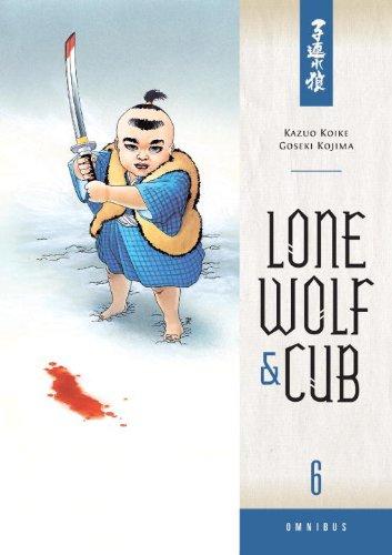 LONE WOLF & CUB OMNIBUS 06 (Lone Wolf and Cub)