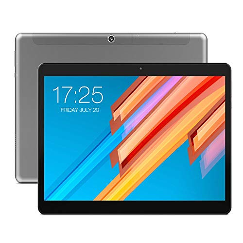 bescita 10,1 Zoll Tablet-PC, 1,6 GHz Portable Laptop PC 4 GB + 64 GB Androide 8.0 Tablet 2560 * 1600 IPS M20 MT6797 X23 Deca-Kern -