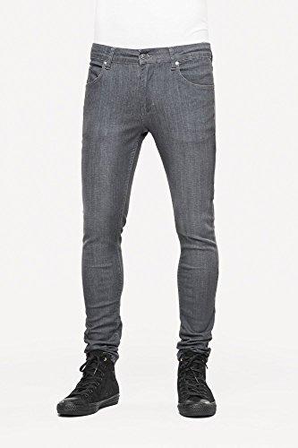 REELL Men Jeans Radar Artikel-Nr.1101-001 - 01-001 Frozen Grey