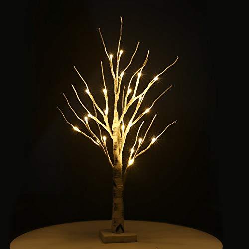 Zweig Baum Mit Lichtern - ✌LDD Stehleuchte Ostern Baum Mit Lichter