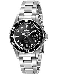Invicta 8932 Pro Diver Reloj Unisex acero inoxidable Cuarzo Esfera negro