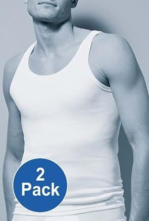 Schiesser Unterhemd 005144, weiss, 8