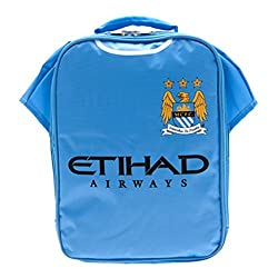 Manchester City F.C Manchester City F. C Manchester City F. C Manchester City F. C. Kit Lunch Bag