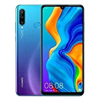 HUAWEI P30 LITE HIGH EDITION 128GB 6GB RAM 4G DUAL SIM, ARABIC PEACOCK BLUE