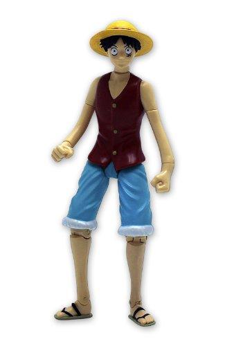 """Figura de Acción One Peace """"Monkey D. Luffy - Mugiwara"""""""