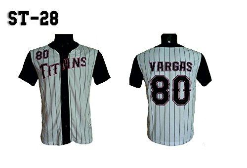Camiseta Futbol Americano Titans NY FRIDAYS st 28 (XL) ac651e9113989