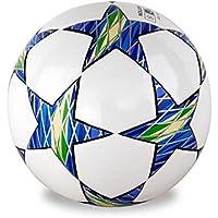 C.N. Couture de Football TPU Manuelle Humaine Standard de Football,Bleu Ciel,1