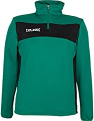 Spalding Evolution Ii Sweat-Shirt 1/4 Zip Homme