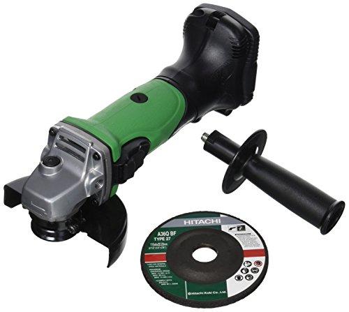 Hitachi G18DLW4 - Minia Amoladora 115 mm 18 V bateria presión sin baterias