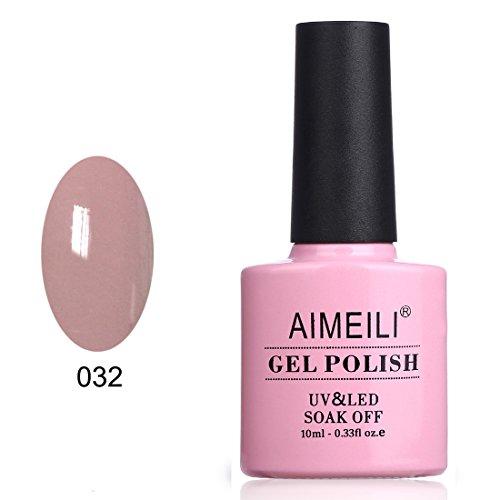 AIMEILI Soak Off UV LED Smalto in Gel Semipermanente - Eur So Chic (032) 10ml