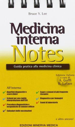 Zoom IMG-2 medicina interna notes guida pratica