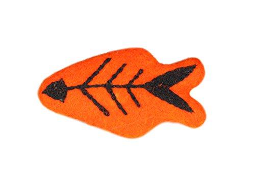 RC Pet Toys Wooly Wonkz Halloween-Spielzeug, 100% neuseeländische -