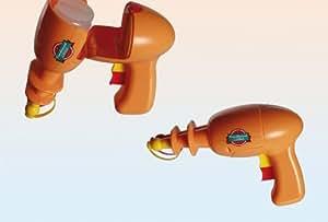 Senf- / Ketchuppistole Spender Space Gun