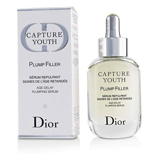 DIOR Antiossidante Anti-Età Capture Youth Plump Filler Siero viso antirughe, Trattamento...
