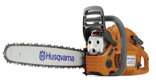 Husqvarna 455 Rancher – 55 – 1/2CC Gas-Powered Cadena Sierra de 2 Tiempos