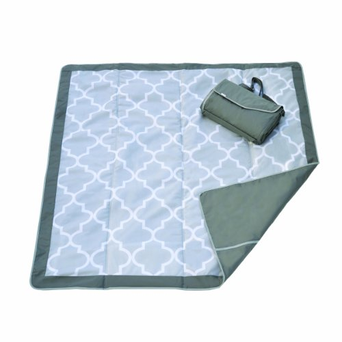 JJ Cole Outdoor Blanket, Stone Arbor, 5 x 5