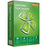 #7: Quick Heal Total Security - 2 PC, 1 Year (DVD)
