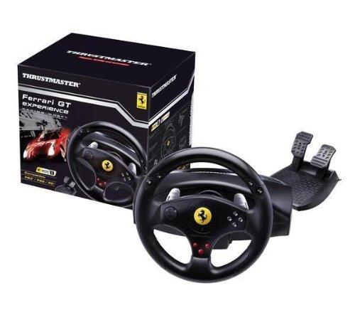 THRUSTMASTER Ferrari GT Experience Racing Wheel-Rad und Pedalen Set + 2JAHRE GARANTIE