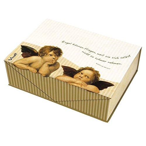 Postkartenbox 'Himmlische Botschaften'
