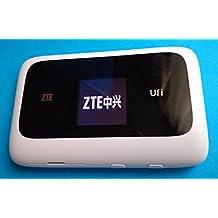 Zte ZTE MF910 portable Hotspot 2,4 GHz / 5 GHz mobiles WiFi Gerät 3G / 4G Router für Tablet Laptop Notebook LTE bis zu 100/150Mbps HSPA+ HSUPA