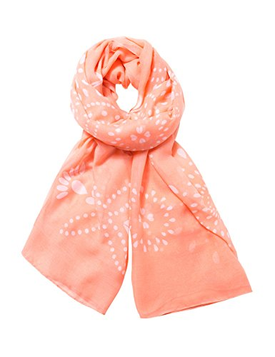 Desigual Damen Schals FOULARD_RECTANGLE Vanesa, Rosa (Rosa Lovely 3060), One size