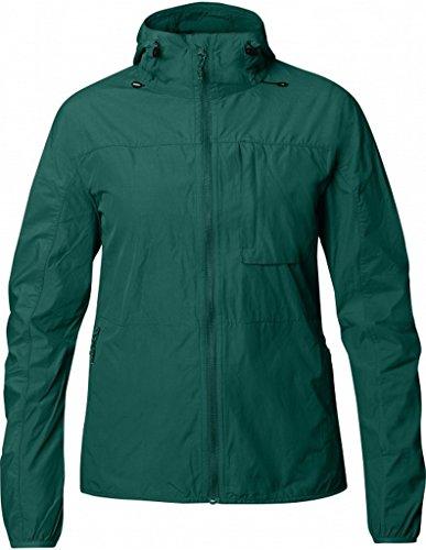 Fjällräven Damen High Coast Wind Jacket W Softshelljacke, Copper Green, M