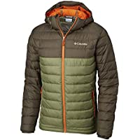 Columbia Powder Lite Hooded Jacket Doudoune à Capuche Homme