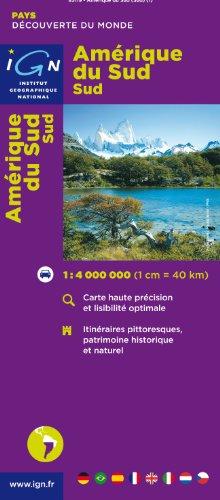 South America South: Ign.M.P.85119 par (Carte - Aug 2, 2007)