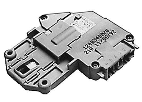 Elettroserratura - 3 Faston/pins - Serie A40TX - JET 600/P - LB400 - POKET 420T - SIRIO JS - REX - ZANUSSI - ELECTROLUX - Cod. Rif.: 1240349017 ex Cod. Rif.: 50226735004 - Bloccoporta