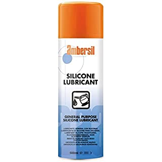 31631-AA AMBERSIL SILICONE LUBRICANT GENERAL PURPOSE WRAS APPROVED 500ML AEROSOL