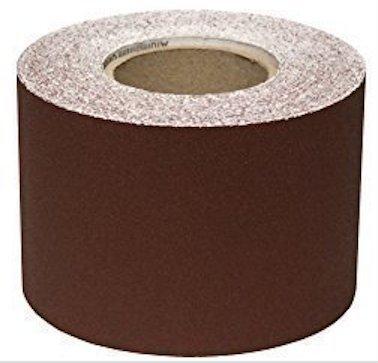 Schleifpapier-Rolle 115 mm x 10 m - Korn 60