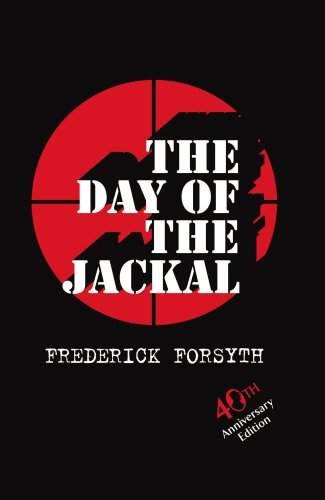 Book cover for The Day of the Jackal