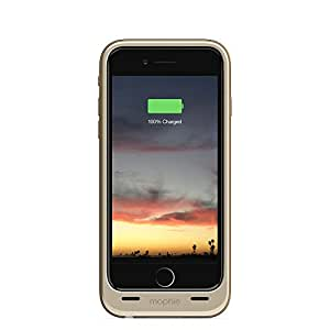 mophie juice pack air Compact Battery Case for iPhone 6/6S - Gold