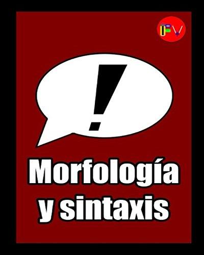 Morfología y sintaxis por Francisco Vigo García