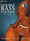 Double Bass Playtime, Kontrabass u. Klavier, m. Audio-CD