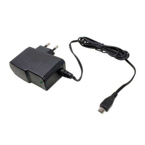Caricabatterie Micro USB Per Samsung Galaxy Alpha SM-G850F (2000mA)carica veloce, per tutti i dispositivi Micro-USB