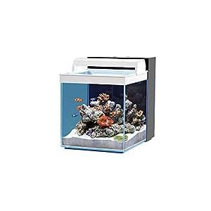 Aquarium Nano Eau de Mer 40 litres Blanc - Modèle Zolux 307127