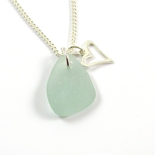 deep-seafoam-sea-glass-necklace-sterling-silver-heart-charm-necklace-c220