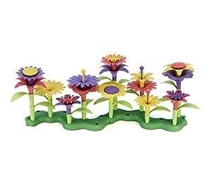 Green Toys- Construye un Ramo de Flores, Multicolor (FLWA2-1285)