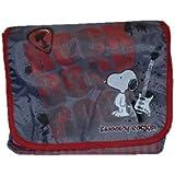 United Labels 0103468 - Umhängetasche Peanuts - Snoopy Rocks, 31 x 24 x 12 cm