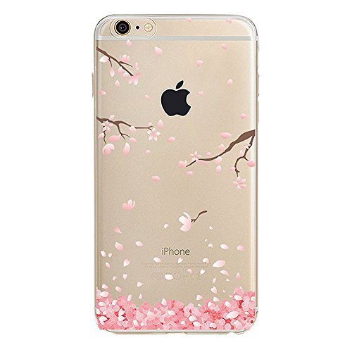 iPhone 7 Coque Silicone,iPhone 7 Coque Transparente,iPhone 7 Coque Crystal Bling Bling,iPhone 7 Coque Ultra-Mince Etui Housse avec Bling Diamant,iPhone 7 Silicone Case Slim Soft Gel Cover,EMAXELERS iP TPU 71